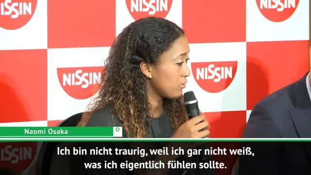 US Open: Osaka glücklich trotz Serenas Eklat