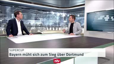Bayerns Supercup-Sieg gegen den BVB in der Analyse