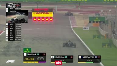 So lief der Qualifying-Showdown beim Sakhir-GP