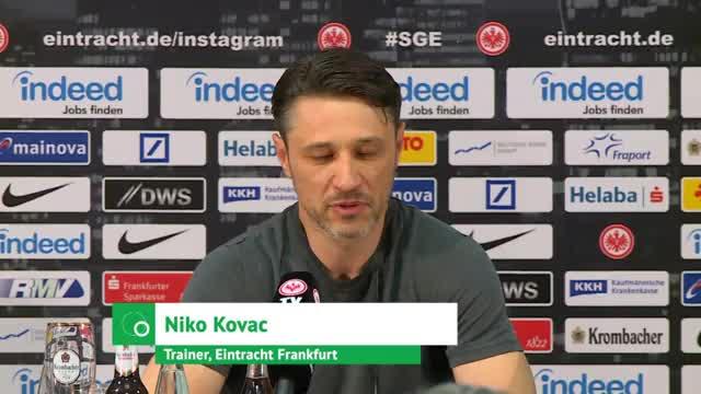 Hier erklärt Kovac seinen Bayern-Wechsel