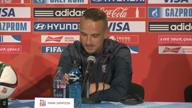 """WM 2015: Sampson: """"Sind keine Eintagsfliege"""""""