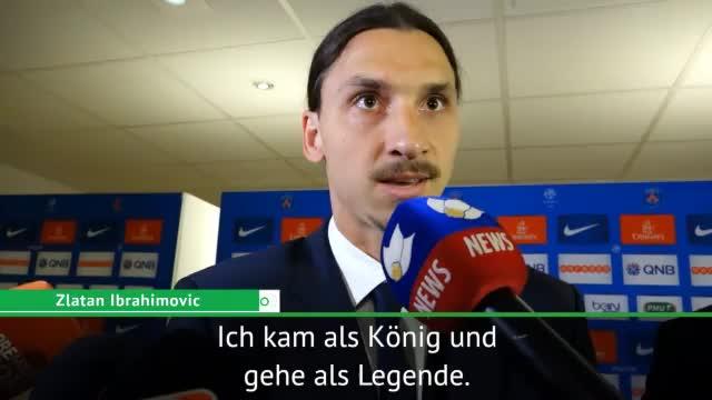USA statt United! Ibrahimovic-Vertrag aufgelöst