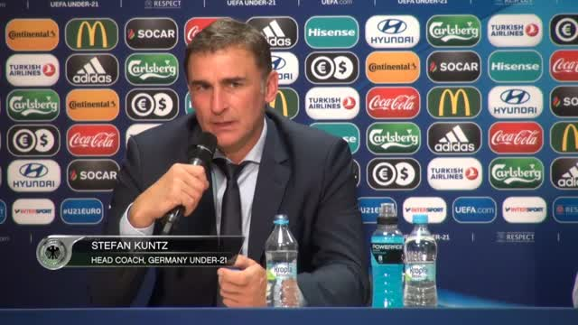 "U21: Lehrer Kuntz ""emotional, not sentimental"""