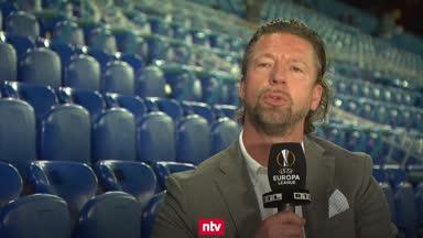 Steffen Freund analyisiert EL-Aus von Eintracht Frankfurt