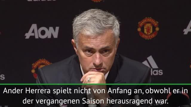 Mourinho: Matic und Fellaini sind phänomenal