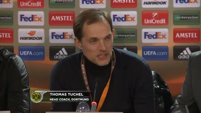 """Tuchel: """"Absolut klasse, was Weigl liefert"""""""