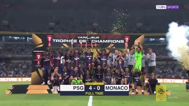Tuchel mit Supercup-Gala! PSG demütigt Monaco