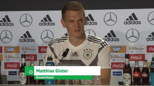 Ginter über Neustart im DFB-Team: Gut angefühlt