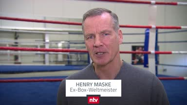 Henry Maske fiebert Tyson-Comeback entgegen