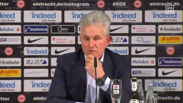 """Heynckes: """"Solche Spiele muss man auch gewinnen"""""""