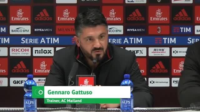 """Gattuso: Derbysieg """"wie WM-Finale"""""""