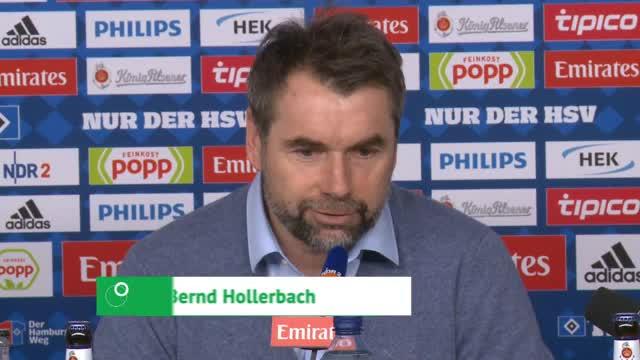 """Hollerbach vor Derby: """"Spieler werden brennen"""""""