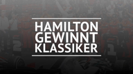 F1: Hamilton siegt für verstorbenen Niki Lauda