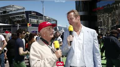"""2. Todestag von Niki Lauda: """"Er wird vermisst"""""""
