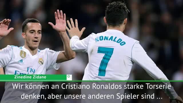 Zidane: Bayern-Duelle könnten Saison retten