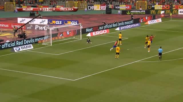 Doppelter Lukaku bei Belgiens WM-Generalprobe