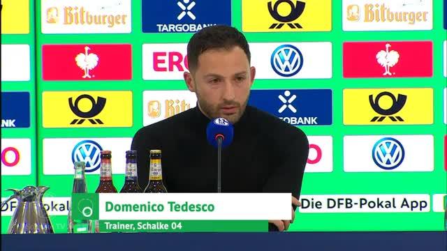 Nach Pokal-Sieg: Tedesco lobt Matchwinner Meyer