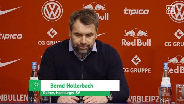 """Hollerbach: """"Nach 1:1 die Handbremse gelöst"""""""