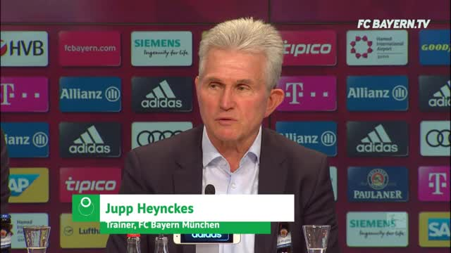 """Heynckes: Gnabry """"hat noch Spielraum nach oben"""""""