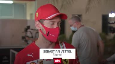 """Vettel: """"Drücke Mick Schumacher natürlich die Daumen"""""""