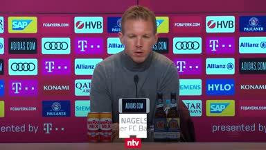 Nagelsmanns Fazit nach dem Kantersieg gegen Hertha BSC