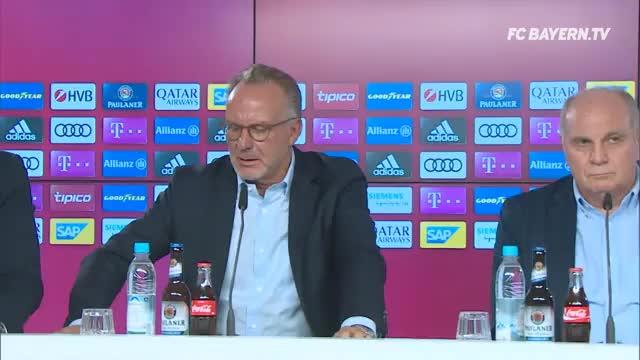 Bayern-Bosse über Kritik, Özil und Kovac