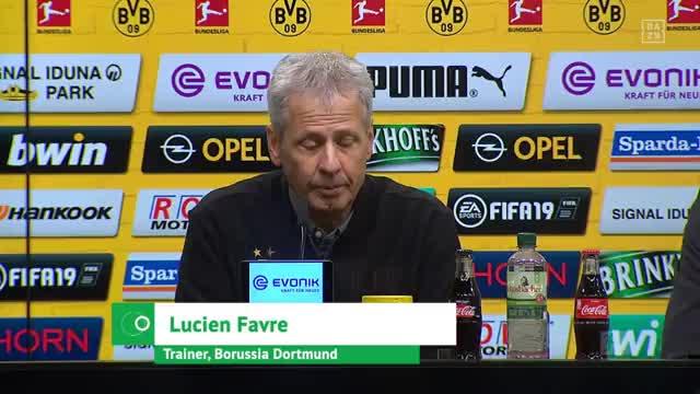"""Favre nach Hertha: Abseits war """"2 Zentimeter"""""""