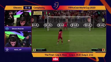 FIFA-WM: Complexity Gaming gewinnt in Mailand