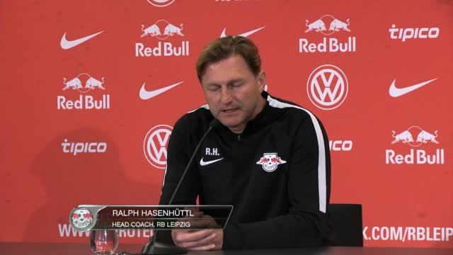 """Hasenhüttl: """"Wollen mit Bayern mithalten"""""""