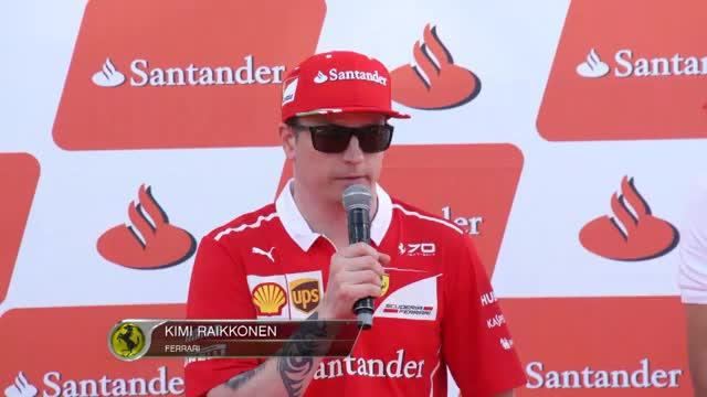 "Räikkönen: ""Fairer Zweikampf mit Vettel"""