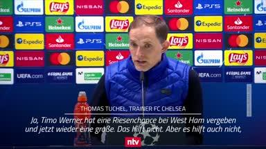 Tuchel spricht über Werners Blackout gegen Real