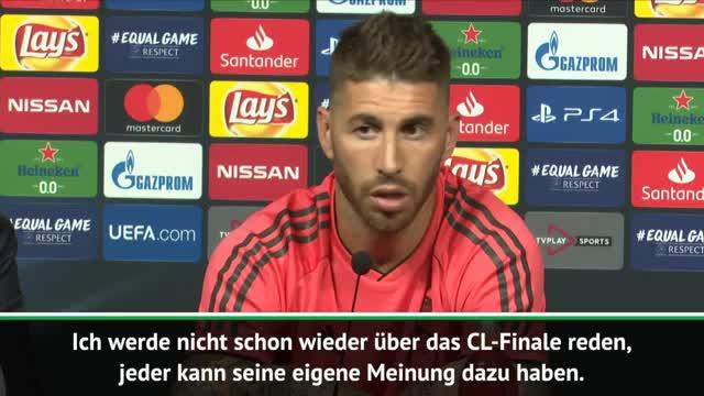Nach Klopp-Kritik: Ramos schlägt zurück!