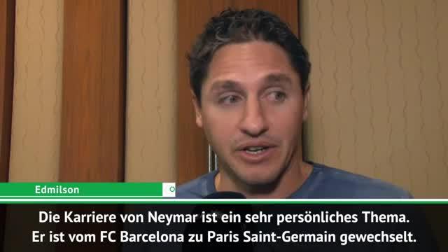"""Edmilson: Neymar-Wechsel zu PSG """"ein Fehler"""""""