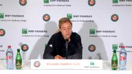 """French Open: Kerber hatte """"Glück im Unglück"""""""