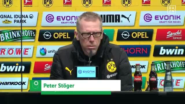"""Stöger sauer: """"Bin überhaupt nicht zufrieden"""""""