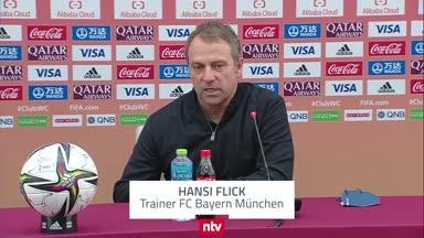 """Flick stolz: """"Wir haben Historisches geschafft"""""""