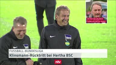 """Neururer über Klinsmann: """"Unglaubwürdiger kann man nicht sein"""""""