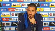 """WM-Quali: Bonucci: """"Spanien-Sieg pusht mich"""""""