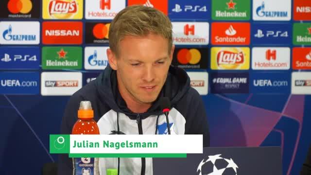 """Nagelsmann zu Vorbild Pep: """"Gute Orientierung"""""""