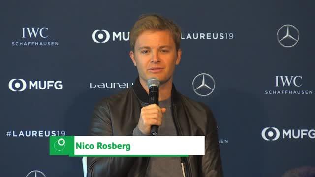 """F1: Rosberg: Mick Schumacher? """"Macht das toll"""""""