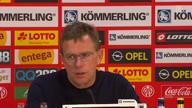 Rangnick über 100-Euro-Wette auf Meister Leipzig