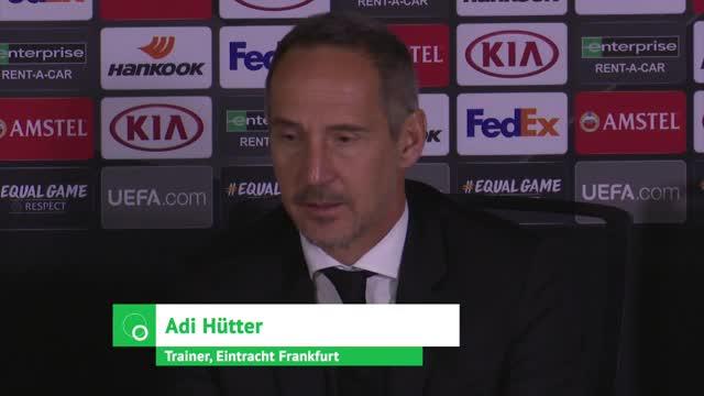 """Hütter zu Hinteregger: """"Habe Trost gespendet"""""""