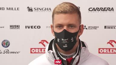 """Schumacher nach Absage: """"Bin trotzdem froh, hier zu sein"""""""