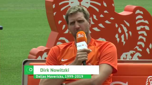 Nowitzkis neues Leben: Wiesn und Fast Food