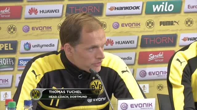 "Tuchel: ""Weidenfeller spielt gesamten Pokal"""