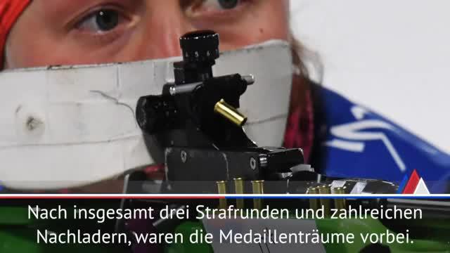 Olympia: Biathlon-Debakel und Kombi-Domination