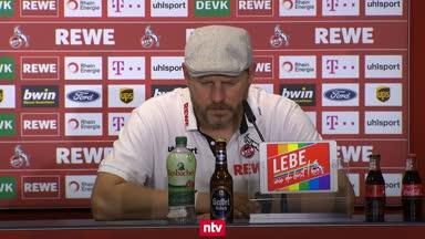 """""""Geiles Fußballspiel"""": Die PK nach Köln vs. Leipzig"""