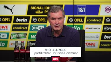 """Zorc watscht BVB-Team ab: """"Abstandsregeln in Rom eingehalten"""""""