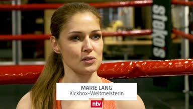 Marie Lang nach Corona-Knockout wieder da