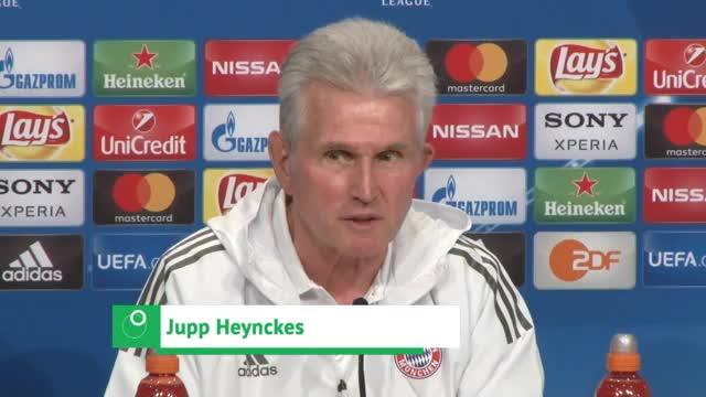 Ronaldo? Heynckes: Wer stoppt Lewandowski?